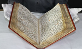 Rare copy of Qur'an on display at British Museum