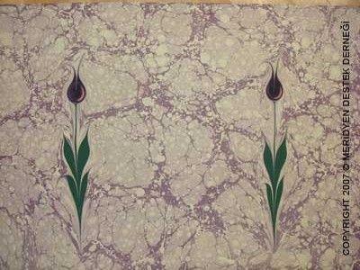 Ebru | tulip