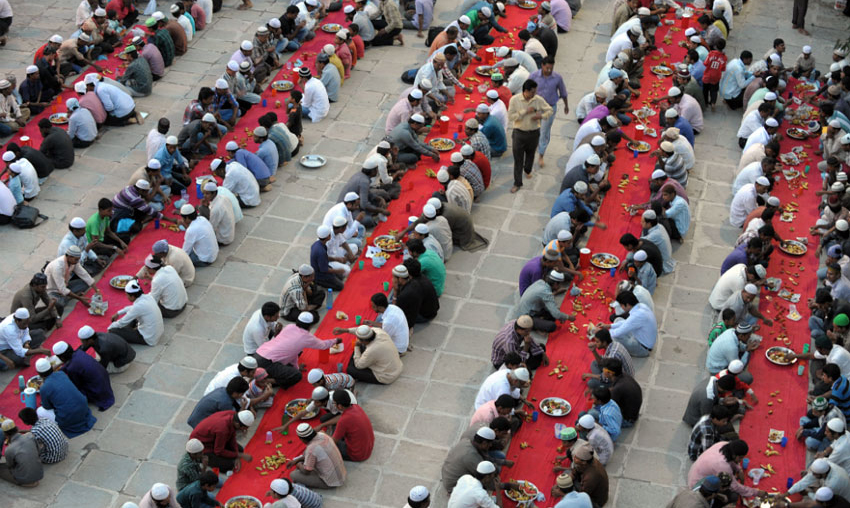 Small, Sincere Iftaars