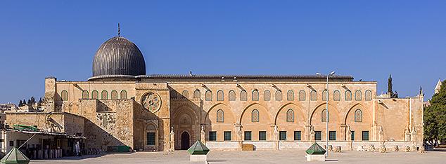 The First Kibla of Muslims: Al-Aqsa Mosque